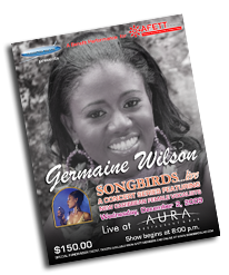 Germaine Wilson flyer